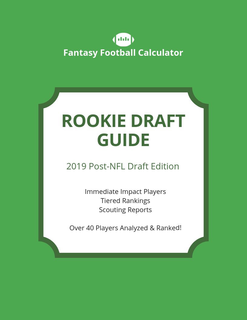 FFC Rookie Draft Guide